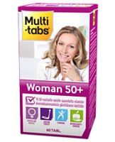 Мulti-tabs Woman 50 + для женщин